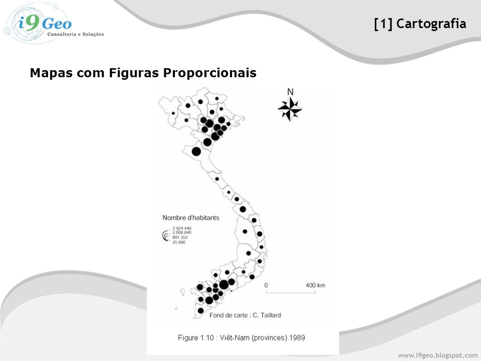 [1] Cartografia Mapas com Figuras Proporcionais